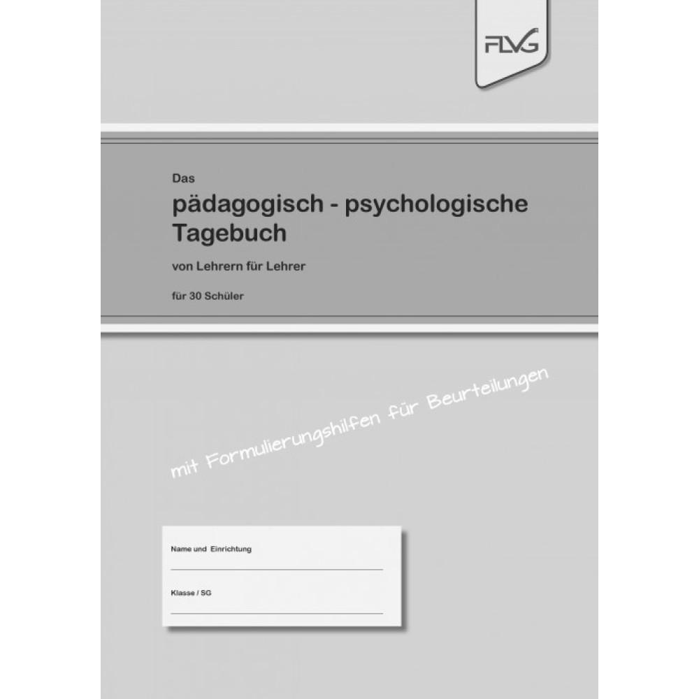 Pädagogisch-psychologisches Tagebuch, FLVG-Shop